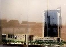 恒天商务广场工程