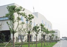 江苏新荣船舶修理有限公司生活区