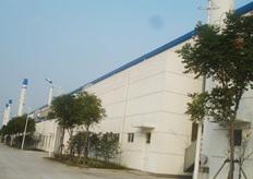 江阴低碳产业园风叶厂房