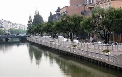 大河港河道整治工程