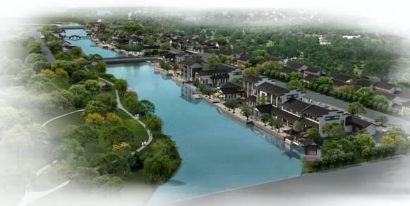 太湖水治理水生态整治桥梁配套工程