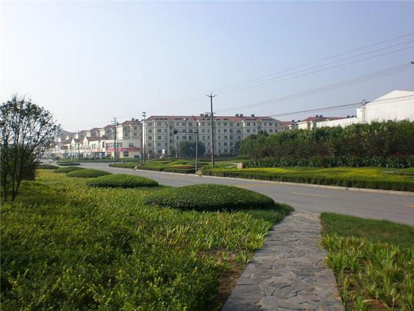 石庄启港苑三期拆迁安置房工程