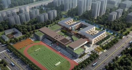 太湖新城西侧校区信成小学工程