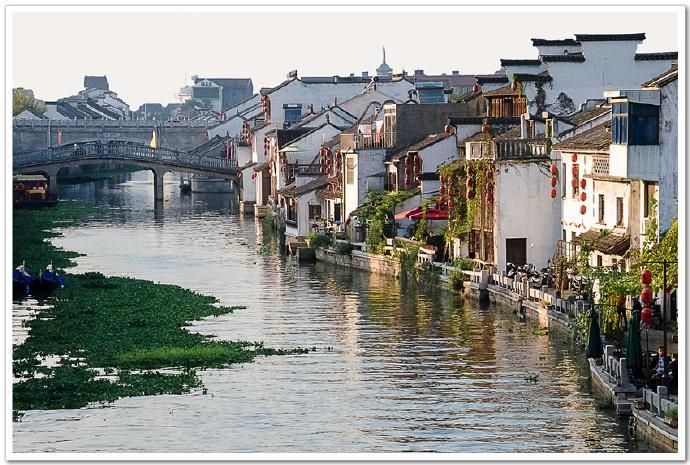古运河风貌带