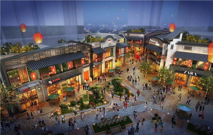 江阴南门商业街项目