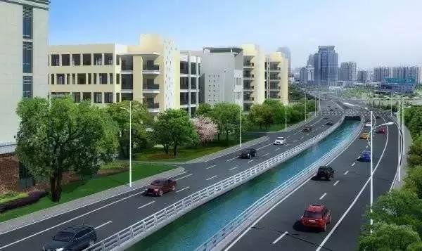 通沙路北段(江海路~锡沙路)工程