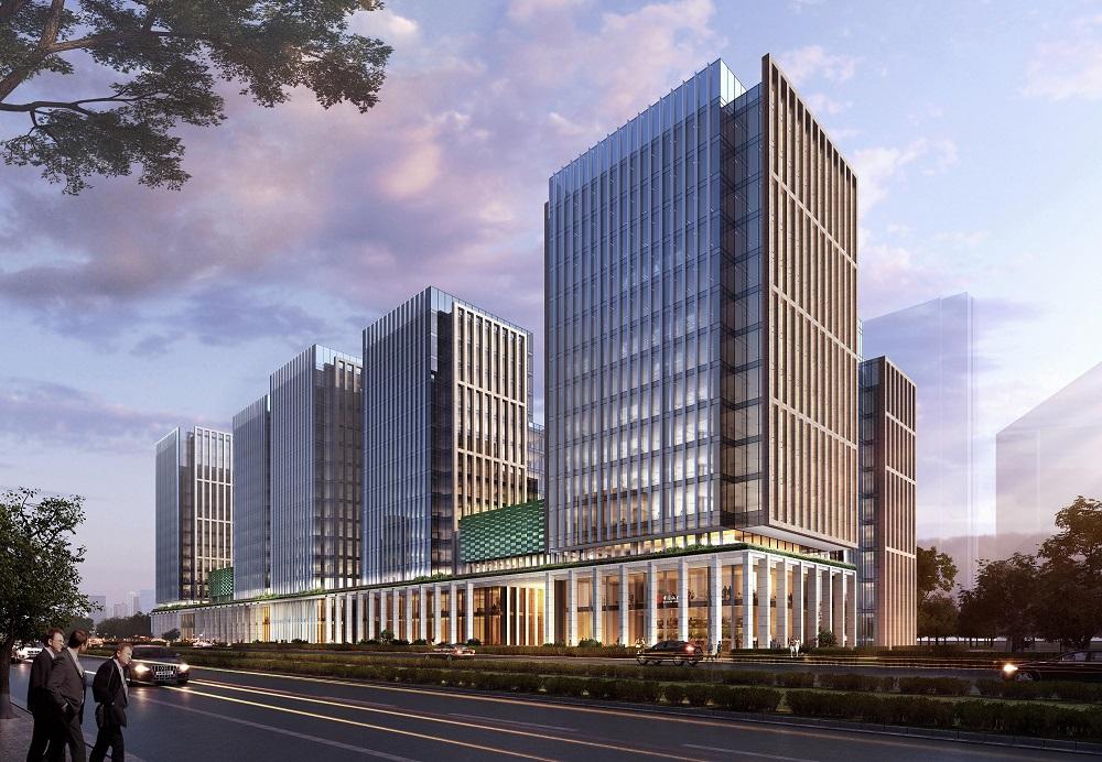 河埒金融商务港
