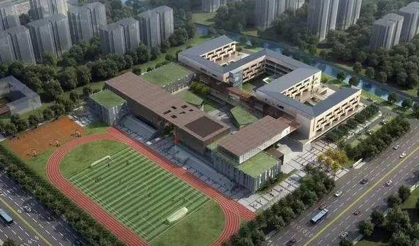 无锡太湖新城初级中学项目